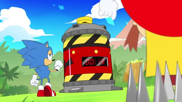 Watch and share Sonic The Hedgehog GIFs and Sonic Animation GIFs on Gfycat