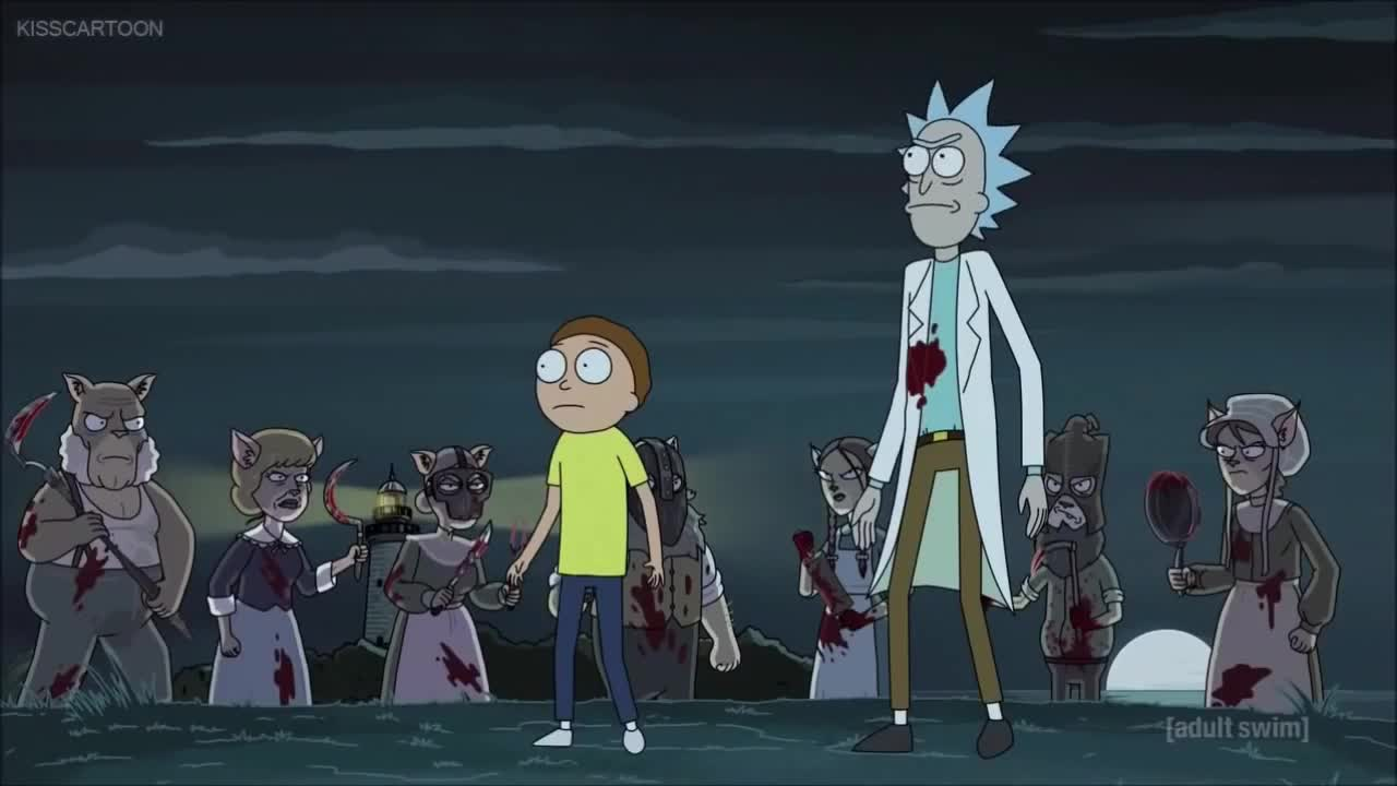 rick and morty s02e06 reddit