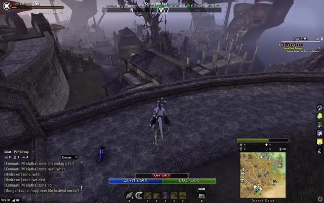 Watch ESO event GIF by @dreadstroke on Gfycat. Discover more related GIFs on Gfycat