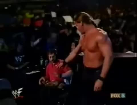 Watch Chris Jericho Undisputed Champion GIF on Gfycat. Discover more related GIFs on Gfycat