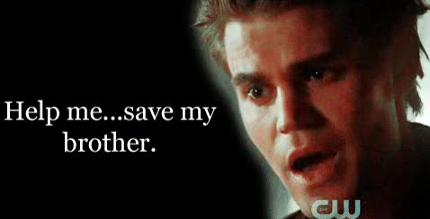 Watch and share Stefan Salvatore Crying GIFs on Gfycat