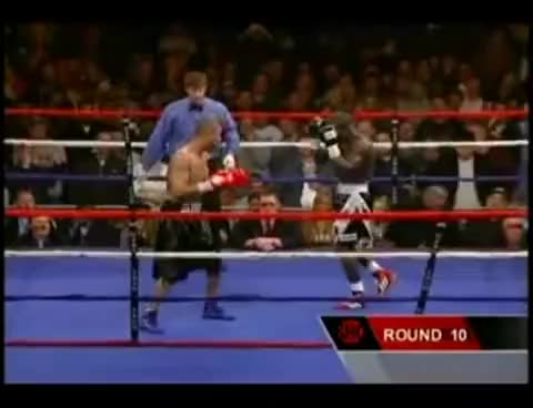 Watch Joshua Clottey vs Diego Corrales - Round 10 GIF on Gfycat. Discover more Joshua, boxing, chico, clottey, corrales, diego, fight, knockdown, welterweight GIFs on Gfycat
