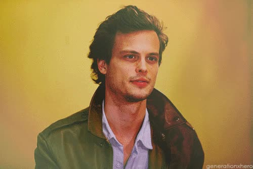 Watch and share Spencer Reid Gifs Criminal Minds GIFs on Gfycat