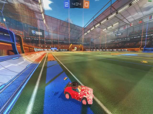 Watch and share Rocket League GIFs by ftwrahul on Gfycat