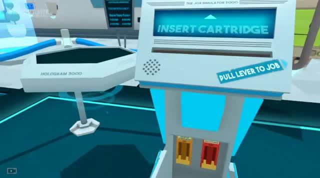 Watch and share Small Person Mode - Job Simulator GIFs on Gfycat
