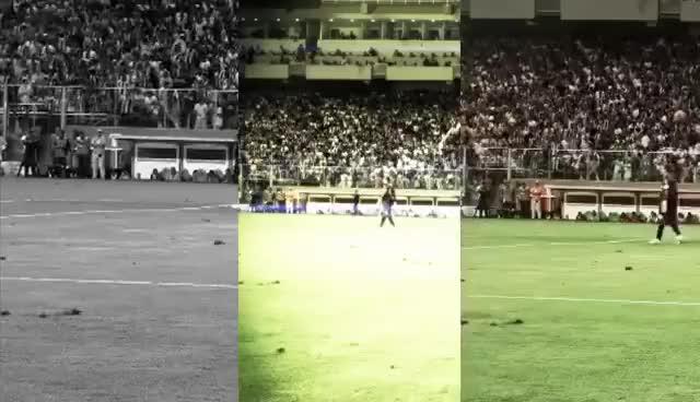 Watch and share Ronaldinho GIFs and Pegadinha GIFs on Gfycat