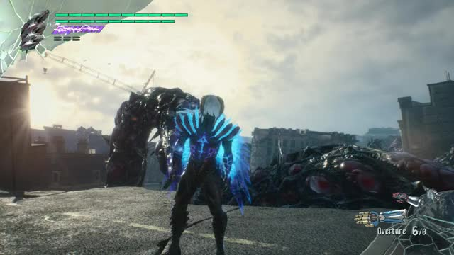 Watch and share Devil May Cry 5 GIFs and Ex Provocation GIFs by twopointoh on Gfycat