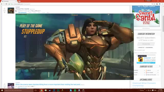 Watch and share Overwatch GIFs by smeetiwerbn on Gfycat