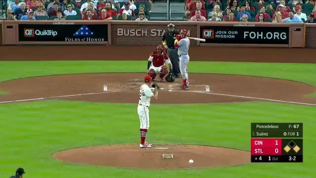 Watch and share Cincinnati Reds GIFs and Baseball GIFs on Gfycat