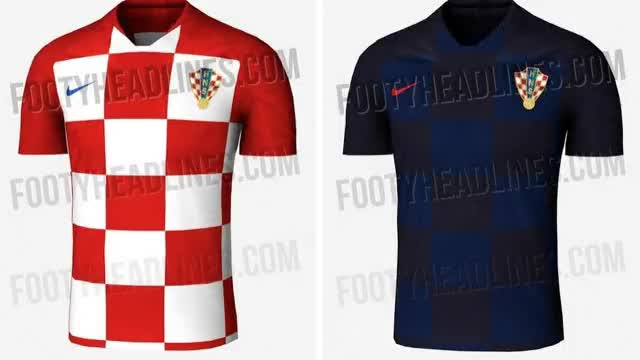 Watch Croatia New Kits GIF on Gfycat. Discover more related GIFs on Gfycat