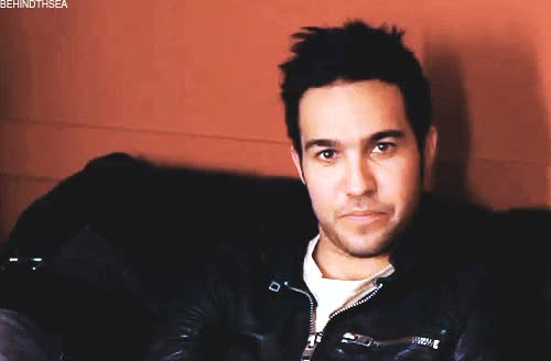 Watch and share Pete Wentz GIFs on Gfycat