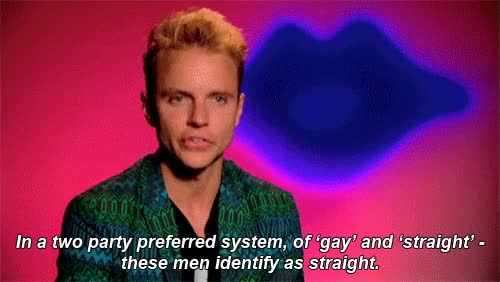"""Watch and share Courtney Act, On Sexual Encounters With """"straight"""" Men GIFs on Gfycat"""