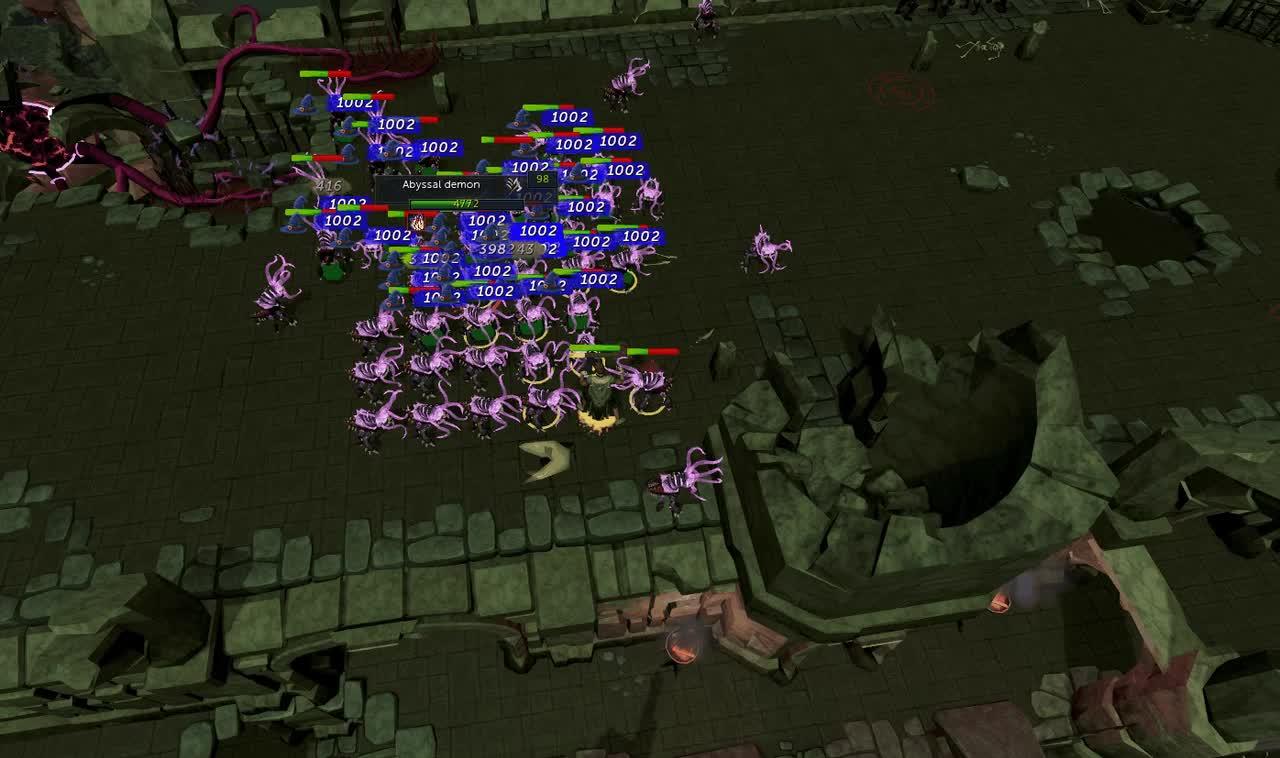 OP RuneScape Magic GIFs