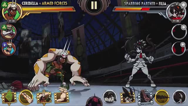 Watch and share Skullgirls Mobile GIFs and Sgmobile GIFs by Skullgirls Mobile on Gfycat