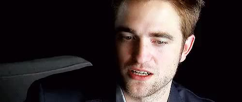 Watch and share Robert Pattinson GIFs and I Just Love Him GIFs on Gfycat