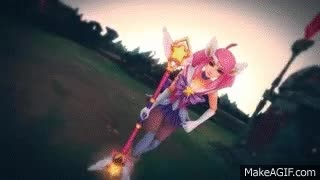 Watch and share Star Guardian SUPERSTAR! GIFs on Gfycat