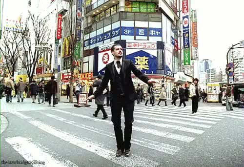 Watch and share Brandon Flowers GIFs and Read My Mind GIFs on Gfycat