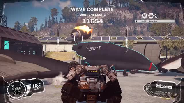 Watch Plane Carcase 1, Mech 0 GIF by @cody48 on Gfycat. Discover more justcause3, mech GIFs on Gfycat