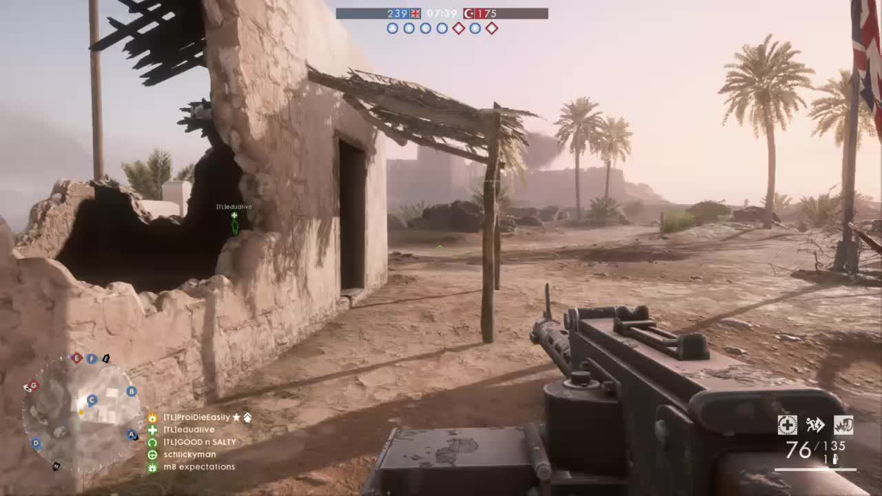 battlefield, battlefield_one, bf1, xbox, Battlefield One - Kill Cavalry with AT Grenades GIFs