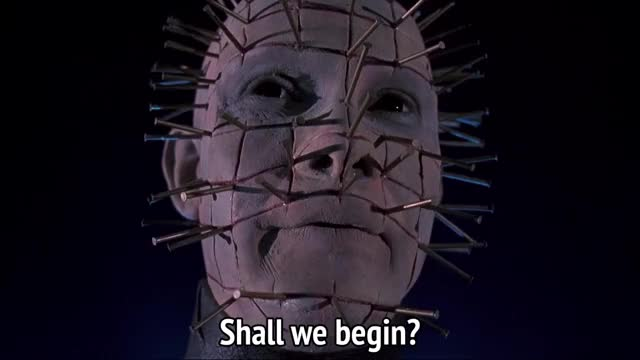 Watch and share Hellraiser Iii Hell On Earth GIFs and Hellraiser 3 GIFs by MikeyMo on Gfycat