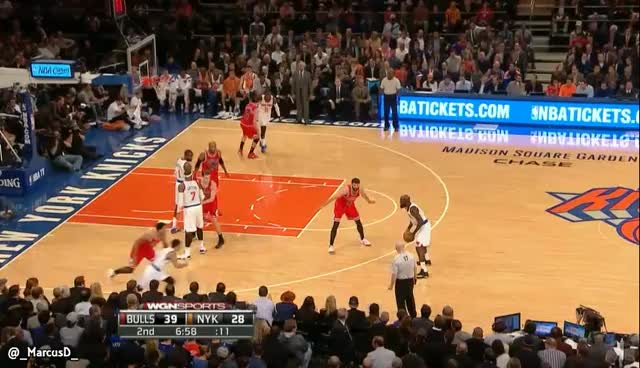 Watch and share Nyknicks GIFs by MarcusD on Gfycat