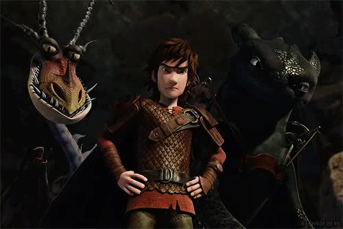 Watch this GIF on Gfycat. Discover more angry Hiccup, avatava, dragons, fanghook, graphrofberk, hiccup, httyd, httydedit, race to the edge, rtte, toothless GIFs on Gfycat