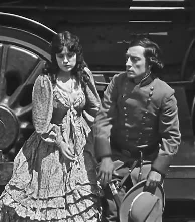 Watch The General GIF on Gfycat. Discover more buster keaton GIFs on Gfycat