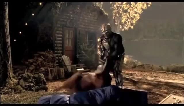 Jason x nude scenes