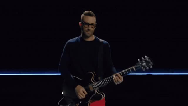 Watch this maroon 5 GIF by Reactions (@sannahparker) on Gfycat. Discover more adam levine, maroon 5, music, music video, three little birds GIFs on Gfycat