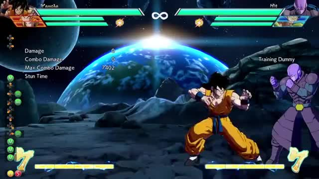Watch 7702 dmg - Yamcha Krillin Android 18 GIF on Gfycat. Discover more PS4share, PlayStation 4, SHAREfactory™, Sony Interactive Entertainment, beatlemnkyhuman, {4ca3a8c8-4dd4-449e-9c04-72147f4f2dd4} GIFs on Gfycat
