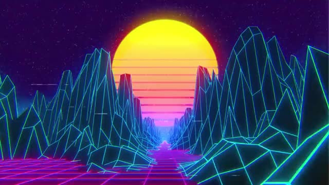 Watch and share Patrollerx GIFs and Synthwave GIFs on Gfycat