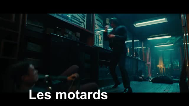 Watch this trending GIF by thierry (@fabienlamarque) on Gfycat. Discover more Asia Kate Dillon, Halle Berry, John Wick: Chapter 3, Keanu Reeves, Lance Reddick, Laurence Fishburne, Mark Dacascos, Parabellum, john wick, lionsgate GIFs on Gfycat