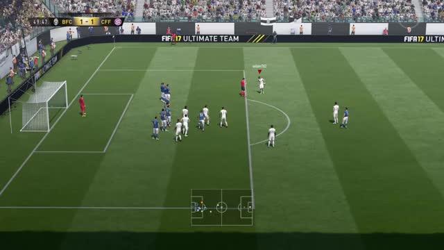 Watch this GIF by Gamer DVR (@xboxdvr) on Gfycat. Discover more EASPORTSFIFA17, wilder782, xbox, xbox dvr, xbox one GIFs on Gfycat