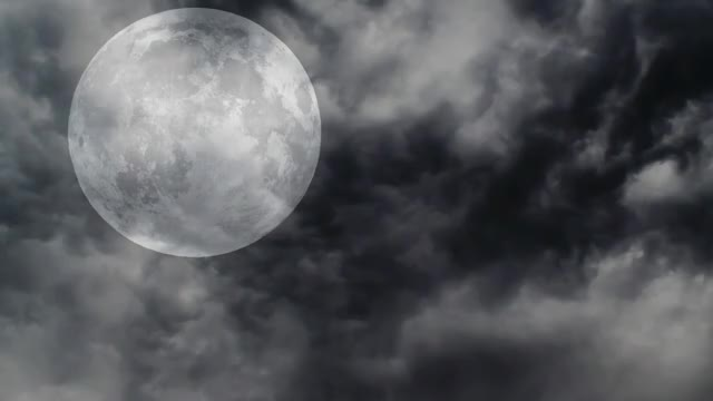 Watch Halloween Full Moon And Night Clouds - Free motion background video 1080p HD stock video footage GIF on Gfycat. Discover more chroma key, chromakey, free background video GIFs on Gfycat