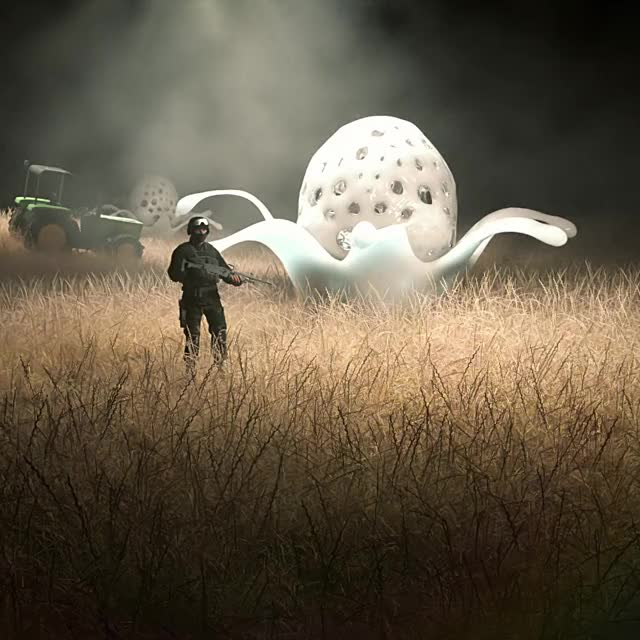 Watch and share Stranger Things GIFs and Octane Render GIFs by Locked And Loading on Gfycat