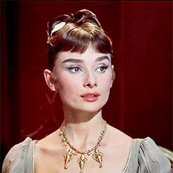 Watch and share Audrey Hepburn GIFs and War And Peace GIFs on Gfycat