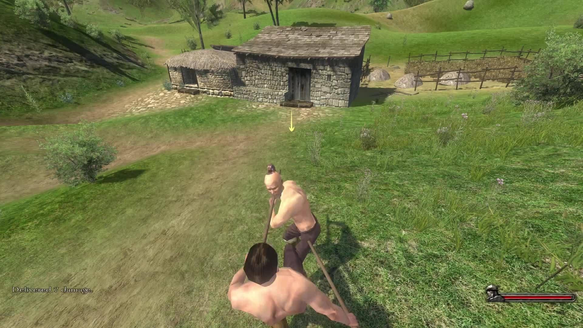 mountandblade, Peasant Training 101 GIFs