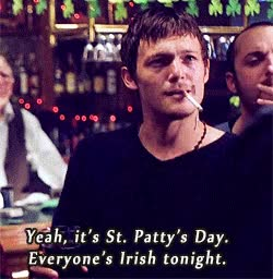 Watch this happy st patricks day GIF by GIF Reactions (@visualecho) on Gfycat. Discover more happy st patricks day, happysantpatricksday, saint patricks day, saintpaddysday, st paddys day, st patricks day, st. paddys day, stpatricksday GIFs on Gfycat