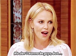 *gifs, *interview, 2015, Charlize Theron, charlize theron, charlizeedit, Charlize Theron Daily GIFs