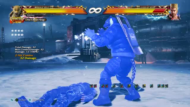 Watch and share Tekken 7 GIFs and King GIFs on Gfycat