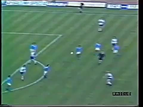 Watch and share Vialli - Sampdoria V Napoli, 1990 GIFs on Gfycat