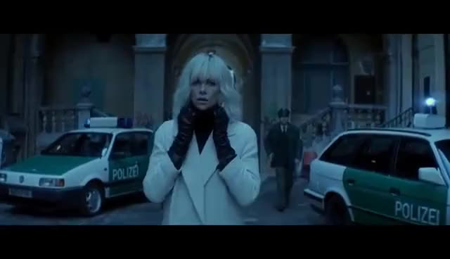 Watch Atomic Blonde -  Restricted Trailer [HD] GIF on Gfycat. Discover more related GIFs on Gfycat