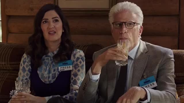Watch and share The Good Place GIFs by Danno on Gfycat