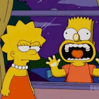 Watch and share Bart Simpson Being Gross GIFs on Gfycat