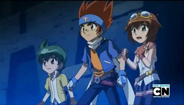 Watch and share Beyblade Metal Fury Episode 44 Nemesis Vs Ldrago GIFs on Gfycat