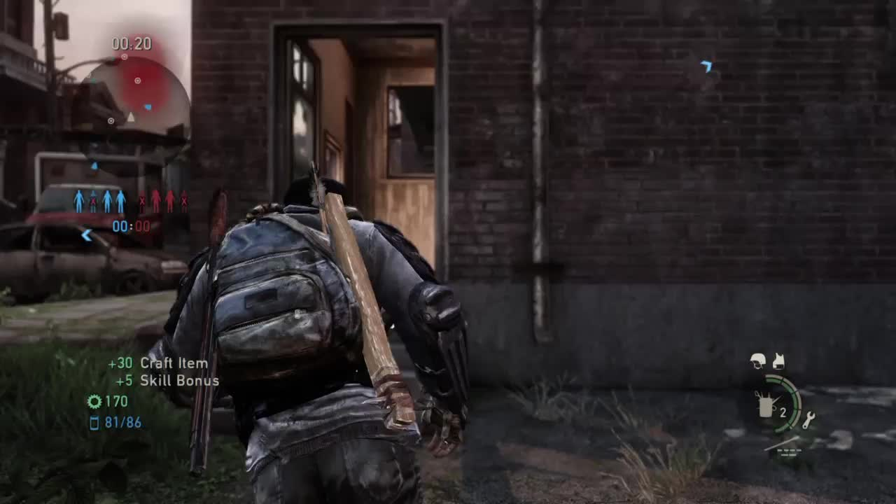 thelastofusfactions, When you throw the nail bombs just right GIFs