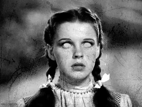 Watch and share Evil Dorothy GIFs on Gfycat