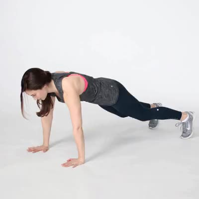 Watch 400x400 Pushups GIF by @henly1 on Gfycat. Discover more healthline GIFs on Gfycat