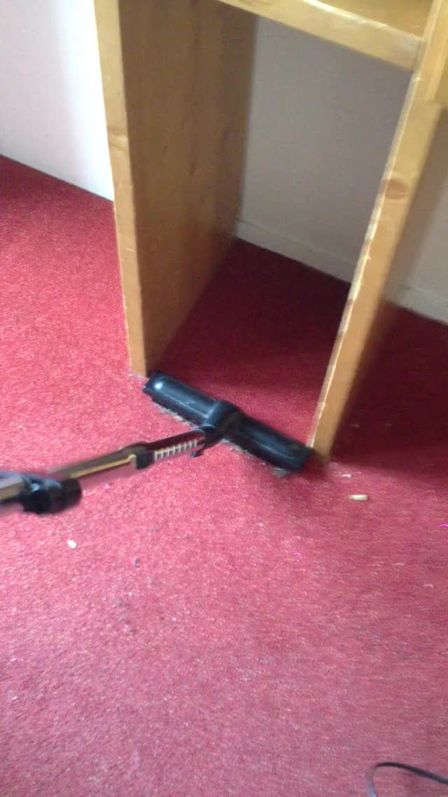 Watch and share Hoovering Between Furniture GIFs on Gfycat