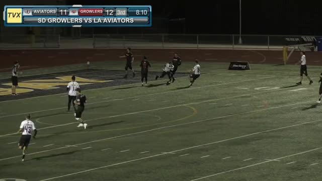 Watch Sean McDougall Spin-o-rama GIF by American Ultimate Disc League (@audl) on Gfycat. Discover more Sports, TheAUDLChannel GIFs on Gfycat